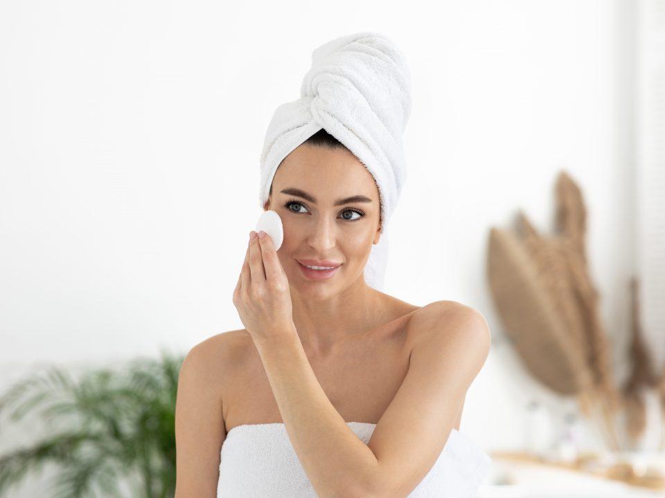 nettoyage hydratation peau